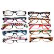 Ladies Designer Reading Glasses Variety Pack :: SILVER