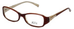 Guess by Marciano Designer Eyeglasses GM142-AMB in Amber :: Rx Bi-Focal