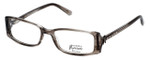 Guess by Marciano Designer Reading Glasses GM146-SMK in Smoke