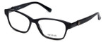 Guess Designer Reading Glasses GU2356-BLK in Black