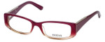 Guess Designer Reading Glasses GU2385-PUR in Purple
