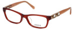 Guess Designer Reading Glasses GUA2414-RO in Rose-Gold