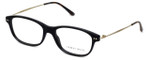 Giorgio Armani Designer Eyeglasses AR7007-5017 52mm in Black :: Custom Left & Right Lens