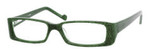 Joan Collins 9690 Designer Reading Glasses in Jade