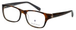 Argyleculture Designer Eyeglasses Tatum in Tortoise :: Custom Left & Right Lens