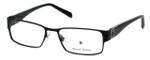 Argyleculture Designer Eyeglasses Archie in Black 53mm :: Rx Single Vision