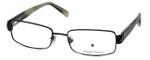 Argyleculture Designer Eyeglasses Ellington in Black :: Rx Single Vision