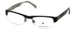 Argyleculture Designer Eyeglasses Hubbard in Black :: Rx Single Vision