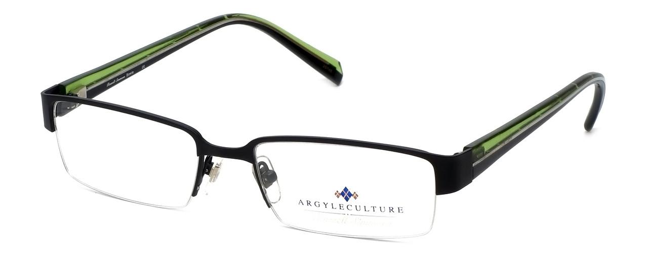 64dbd2c5e7 Argyleculture Designer Reading Glasses Bowie in Black - Designer ...