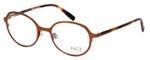 FACE Stockholm Variety 1319-5212 Designer Eyeglasses in Copper Tort :: Rx Single Vision