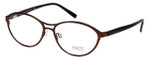 FACE Stockholm Smashing 1348-5203 Designer Reading Glasses in Brown