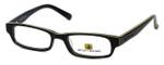 Body Glove Designer Eyeglasses BB113 in Black KIDS SIZE :: Custom Left & Right Lens