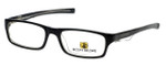 Body Glove Designer Eyeglasses BB125 in Black KIDS SIZE :: Custom Left & Right Lens