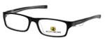 Body Glove Designer Eyeglasses BB125 in Black KIDS SIZE :: Custom Left & Right Lens