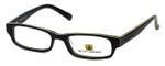 Body Glove Designer Eyeglasses BB113 in Black KIDS SIZE :: Rx Bi-Focal