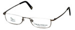 Field & Stream Designer Eyeglasses FS012 in Gunmetal :: Custom Left & Right Lens