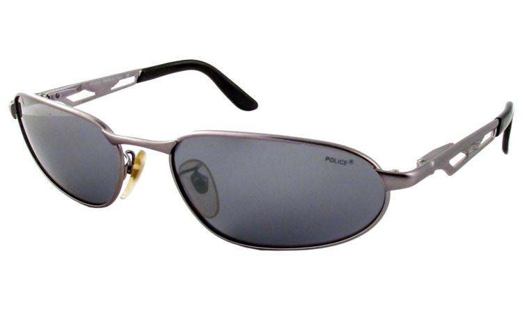 64e2e5272f Police 2337 in Silver Black Designer Reading Glasses - Designer ...