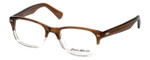 Eddie Bauer Designer Eyeglasses EB8287-Brown-Two-Tone in Brown-Two-Tone 52mm :: Custom Left & Right Lens