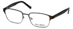Eddie Bauer Designer Eyeglasses EB8347-Graphite-Grain in Graphite-Grain 53mm :: Custom Left & Right Lens