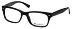 Eddie Bauer Designer Eyeglasses EB8291-Black in Black 53mm :: Rx Single Vision
