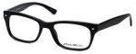 Eddie Bauer Designer Eyeglasses EB8291-Black in Black 53mm :: Rx Bi-Focal