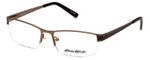 Eddie Bauer Designer Reading Glasses EB8389 in Brown 55mm