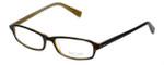 Paul Smith Designer Eyeglasses PS276-BHGD in Brown Gold 52mm :: Custom Left & Right Lens