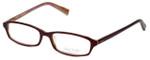 Paul Smith Designer Eyeglasses PS276-SNHRN in Burgundy 52mm :: Custom Left & Right Lens