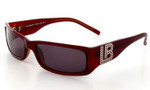 Laura Biagiotti 85571 Wine Designer Sunglasses