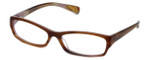 Paul Smith Designer Reading Glasses PS298-SYCLV in Brown Horn 55mm