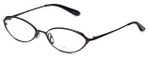 Oliver Peoples Designer Eyeglasses Poise CU in Matte Purple 51mm :: Custom Left & Right Lens
