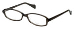 Oliver Peoples Designer Eyeglasses Talana SMK in Smoke 52mm :: Custom Left & Right Lens