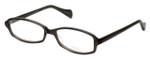 Oliver Peoples Designer Eyeglasses Talana SMK in Smoke 52mm :: Rx Bi Focal