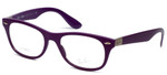Ray-Ban Designer Reading Glasses RB7032-5437 in Purple 50mm
