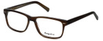Esquire Designer Eyeglasses EQ1513 in Brier 54mm :: Custom Left & Right Lens