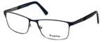 Esquire Designer Eyeglasses EQ1516 in Navy 57mm :: Custom Left & Right Lens