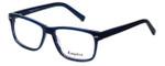 Esquire Designer Eyeglasses EQ1513 in Navy 54mm :: Progressive