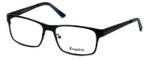 Esquire Designer Eyeglasses EQ8651 in Black 54mm :: Progressive