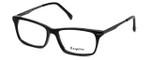 Esquire Designer Eyeglasses EB1500 in Black 53mm :: Rx Bi-Focal