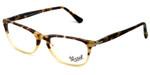 Persol Designer Reading Glasses PO3116V-9035 in Havana Yellow 54mm
