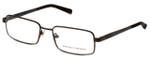 David Yurman Designer Eyeglasses DY619-02 in Brown 55mm :: Progressive