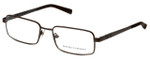 David Yurman Designer Eyeglasses DY619-02 in Brown 55mm :: Rx Bi-Focal