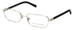 David Yurman Designer Reading Glasses DY615-03 in Silver 55mm