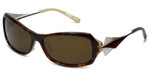 BOZ Designer Sunglasses New York 9515 in Tortoise Frame & Brown Lens 59mm