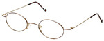 Regency Designer Eyeglasses SL503 in Gold-Tortoise 48mm :: Rx Single Vision
