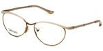 Silver Dollar Designer Eyeglasses Cashmere 459 in Creme 52mm :: Custom Left & Right Lens