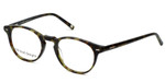 Silver Dollar Designer Eyeglasses CLD-9143 in Green Tortoise 48mm :: Custom Left & Right Lens