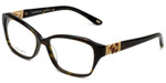 Silver Dollar Designer Eyeglasses Cashmere 467 in Tortoise 53mm :: Rx Single Vision