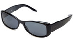 Escada Designer Sunglasses SES013-700 in Black 55mm