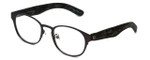 Cinzia Designer Eyeglasses The Innovator C3 in Grey 49mm :: Rx Single Vision